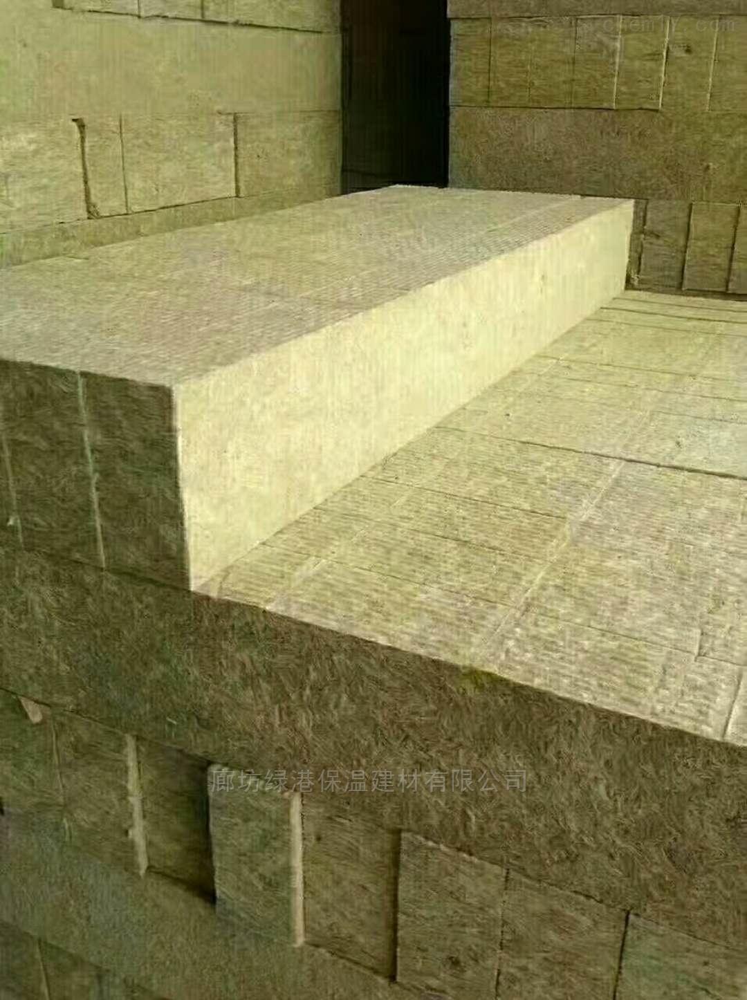 高品质复合岩棉保温板厂家供应