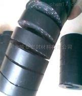 供应橡胶螺旋托辊 螺旋橡胶圈型号齐全