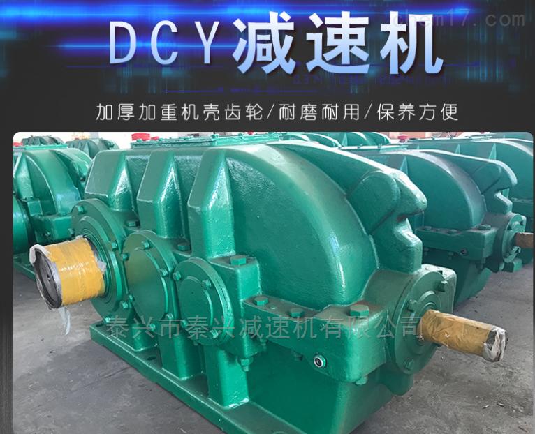 DCY250-56-1减速机