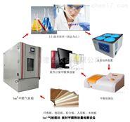 氣候箱:建材中揮發性有害氣體的檢測