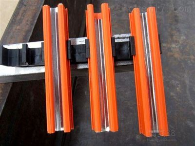 H型管200A单极组合式滑触线上海徐吉电气