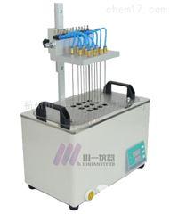 12位水浴氮吹儀DCY-12SL氮氣吹干儀