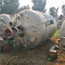 二手12吨不锈钢反应釜