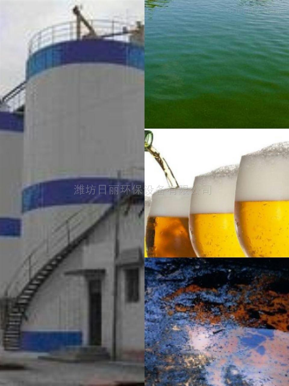 德州市碳酸饮料污水处理设备RL-IC反应器