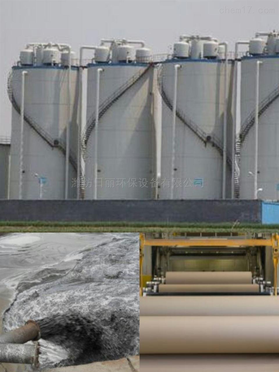 长春市造纸污水RL-IC反应器处理设备供应
