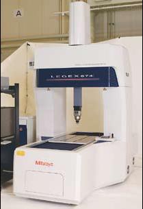 超高精度 CNC 三坐标测量机