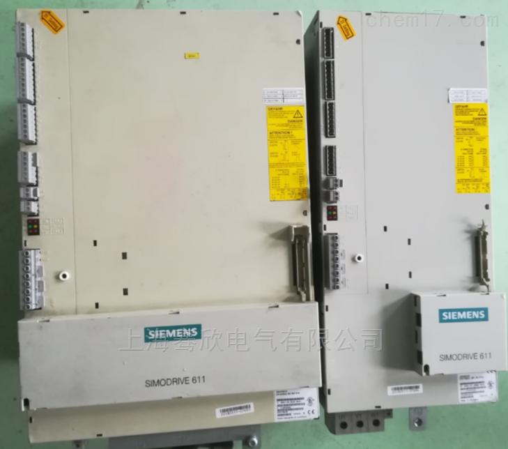西门子钻床电源模块黄灯不亮-十年修理技术