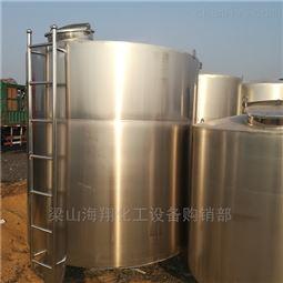 厂家大量收购出售二手10-100立方不锈钢储罐