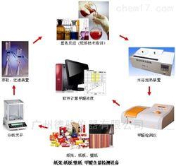 紙制品甲醛釋放量檢測設備--德駿儀器