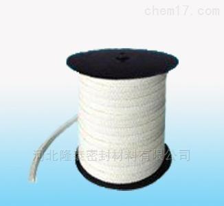 生产芳纶白四氟盘根环混编芳纶盘根规格