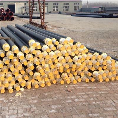 DN150耐高溫聚氨酯保溫管廠家