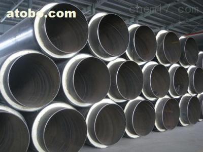 精品推荐耐高温聚氨酯保温管厂家