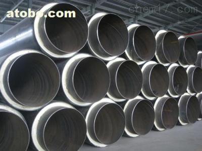 DN150耐高温聚氨酯保温管厂家