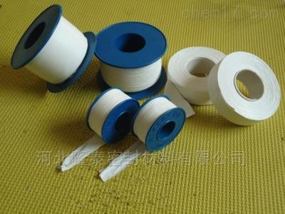 供应聚四氟乙烯PTFE高质量 热销出口生料带