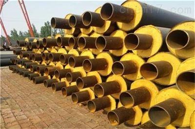 塑套钢保温管材行业