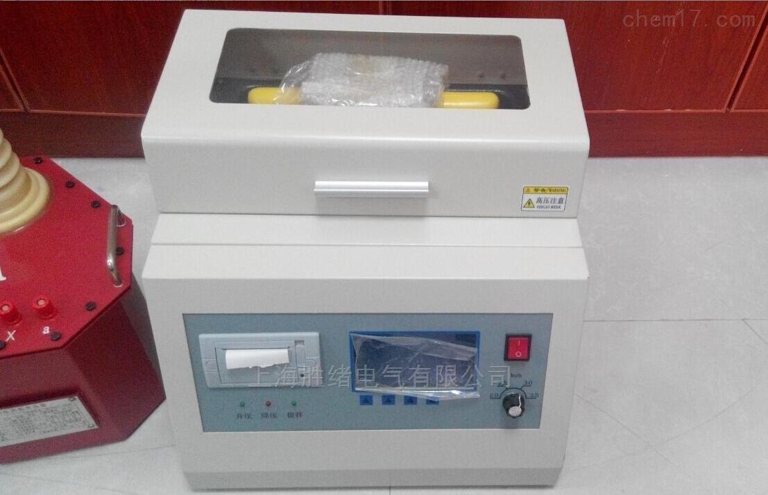 绝缘油耐压自动测试仪