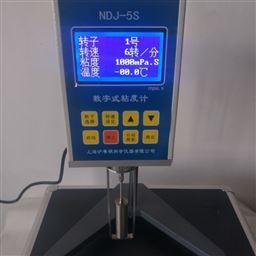 NDJ-5S实验化工旋转粘度计(牛顿液体品质测试)