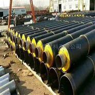 预制钢套钢复合保温管结构