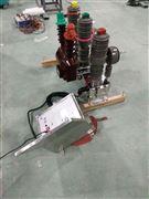 乐清ZW32-12永磁断路器带电池结构图纸