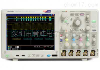 DPO5054B混合信号示波器