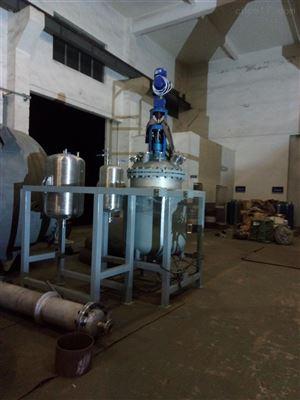实验室聚氨酯反应釜