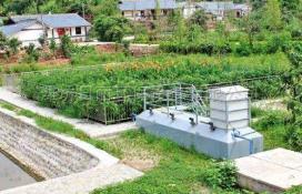 安徽省农村污水处理设备RL-WSZ-AAO装置