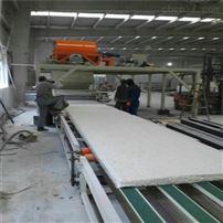 水泥基匀质板设备压制工艺