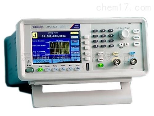 泰克AFG1022任意波形函数发生器