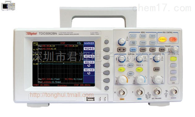 TDO3062BN数字存储示波器