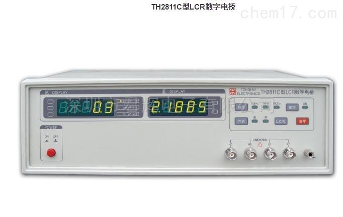 TH2811C型LCR数字电桥