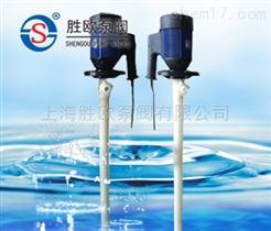 HT系列PVDF電動桶泵