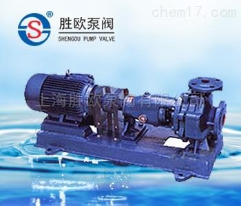 IS、IR型單級臥式離心泵