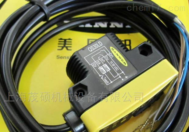 美国BANNER传感器K50APPBGRYC3QPMA特价