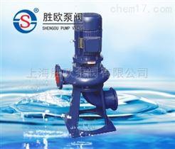 LW直立式無堵塞排污泵