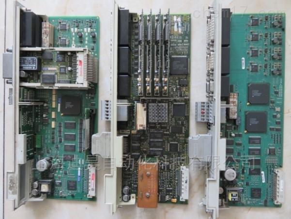 西门子611U轴卡报300402维修