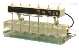 溶出度试验仪的工作原理