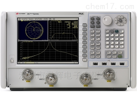 安捷伦N5221A微波网络分析仪