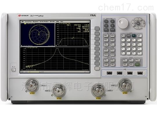 安捷伦N5227A微波网络分析仪