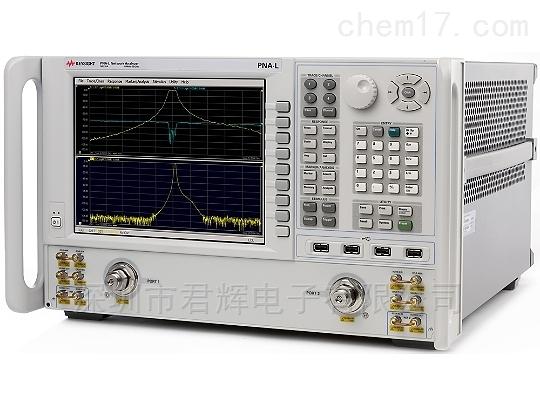 安捷伦N5232A微波网络分析仪