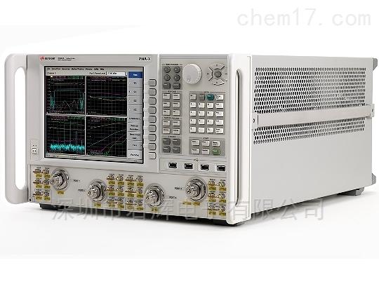 安捷伦N5241A微波网络分析仪