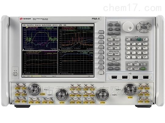 安捷伦N5247A微波网络分析仪