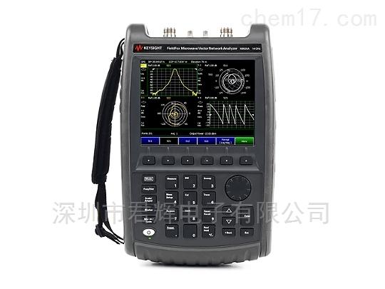 N9926A手持式微波矢量网络分析仪
