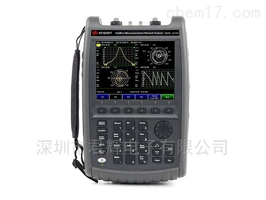 N9928A手持式微波矢量网络分析仪