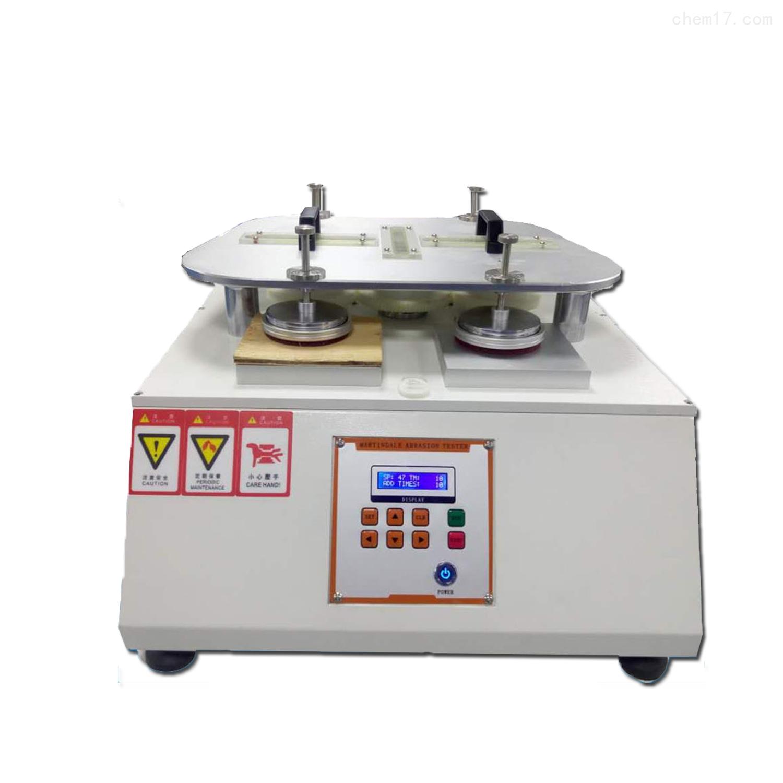 HG-LM-510 代尔耐磨耗试验机纺织品鞋衬耐磨机