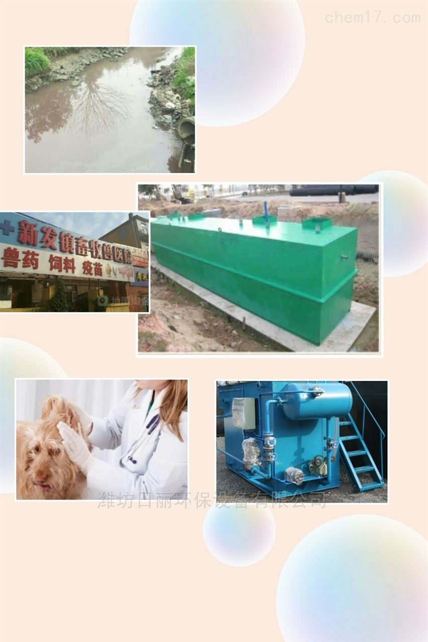 山东省畜牧医院污水处理设备RL-WSZ-AAO