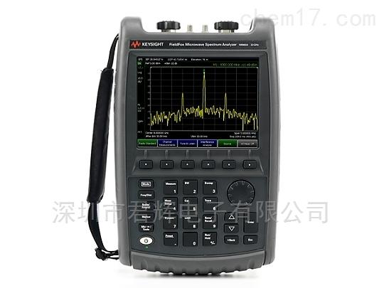 N9960A手持式微波频谱分析仪