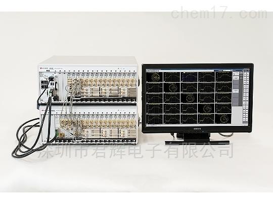 安捷伦M9485A多端口矢量网络分析仪
