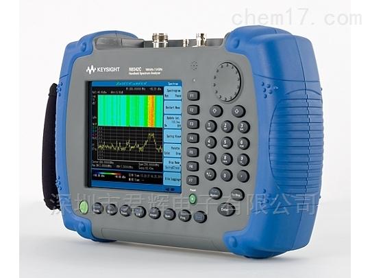 安捷伦N9342C手持式频谱分析仪