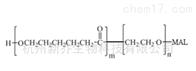 囊泡新型材料PCL-PEG-MAL MW:5000 PCL嵌段共聚物