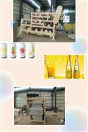 雲南省飲料果渣汙泥脫水設備RL帶式壓濾機